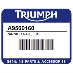tiger-1050-abs-pannier-rail,-lhs-