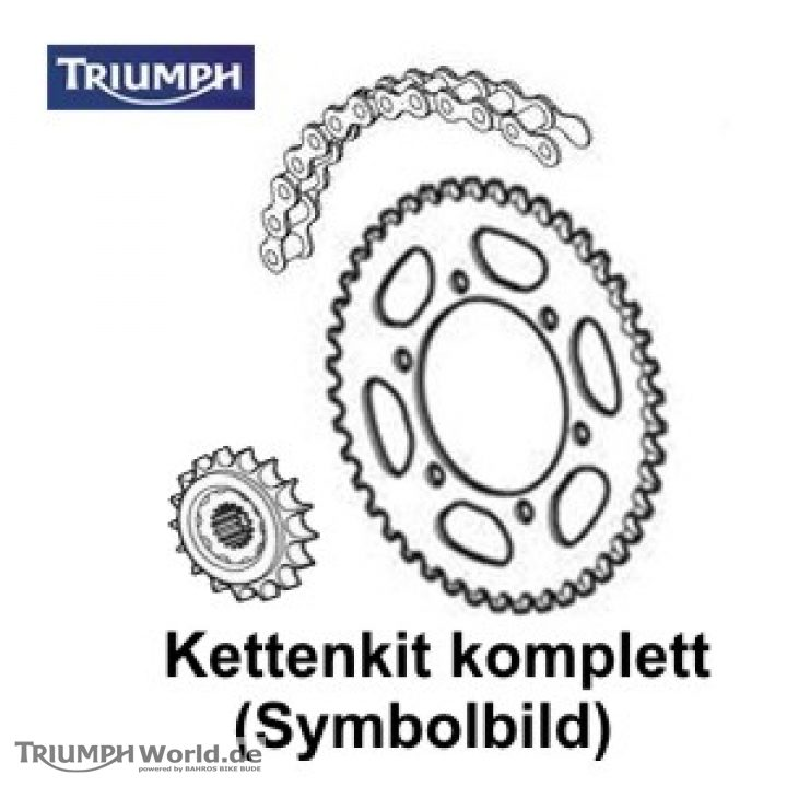 moto tiger-800 chain-sprocket-kit