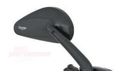moto america---speed-master teardrop-style-mirrors,-black