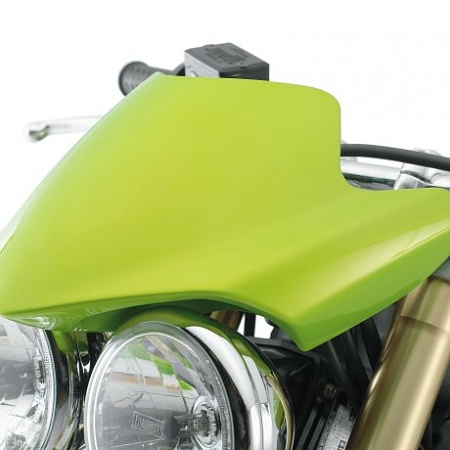 moto street-triple-y-r flyscreen-kit,-jet--black