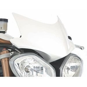 moto speed-triple-1050 flyscreen-kit,-crystal-white