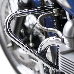 moto bonneville-t100---se engine-dresser-bars,-chrome