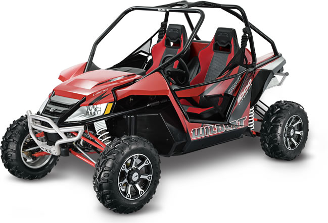 moto atv arcticcat wildcat-1000-limited