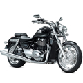 cruisers triumph thunderbird-abs