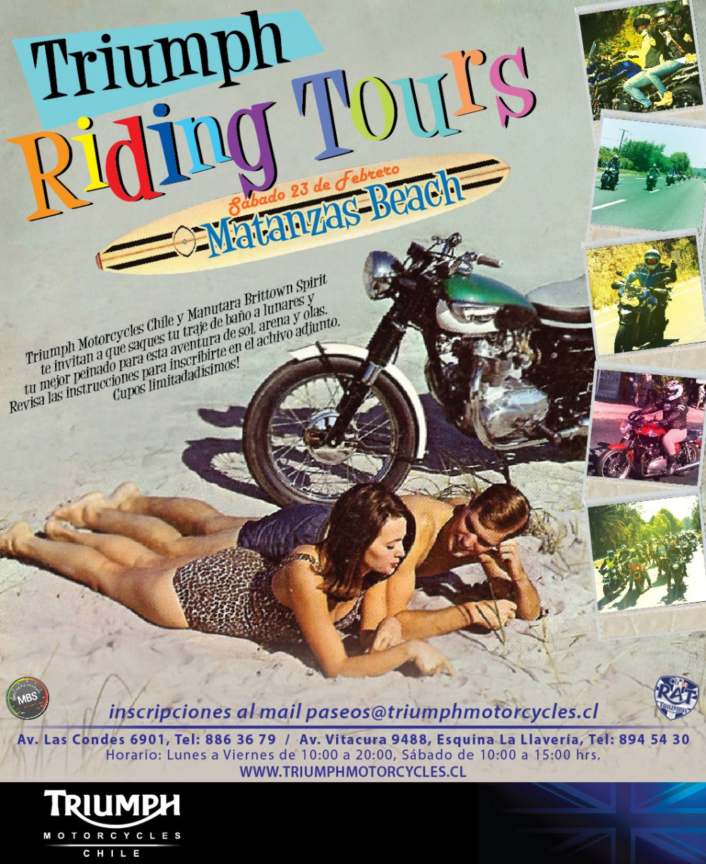 2do Paseo Triumph Riding Tours - Matanzas