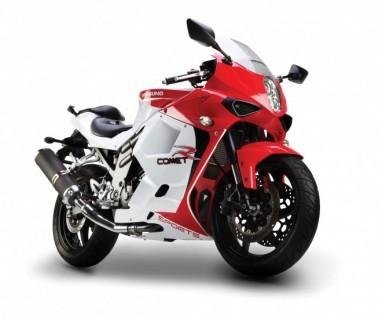 Marcas coreanas de motos