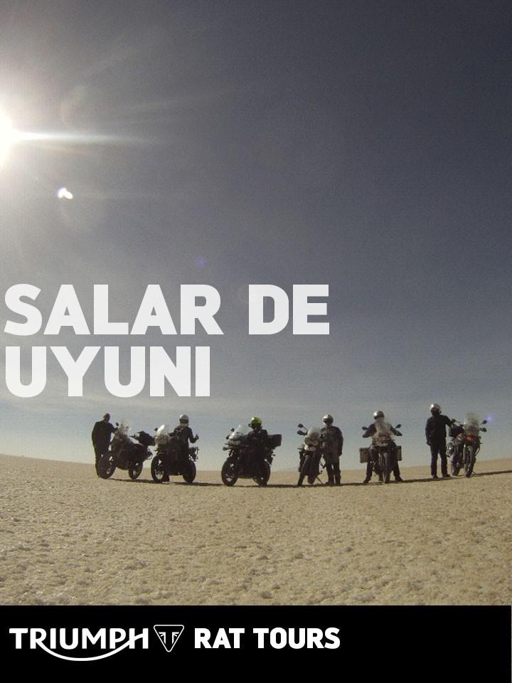 RAT Tours Salar de Uyuni 2016