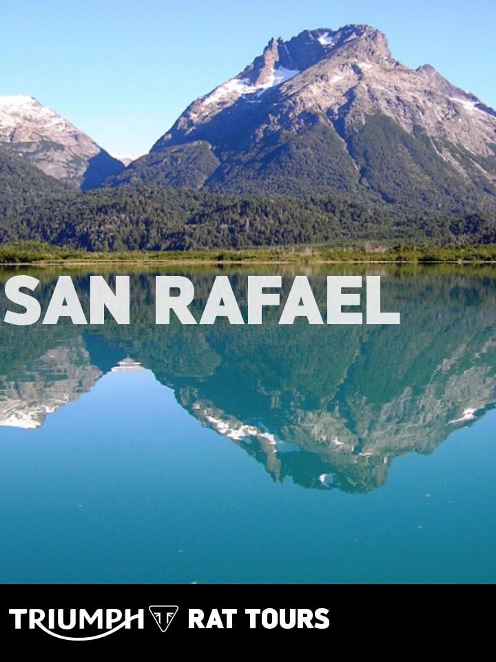 RAT Tours San Rafael 2016