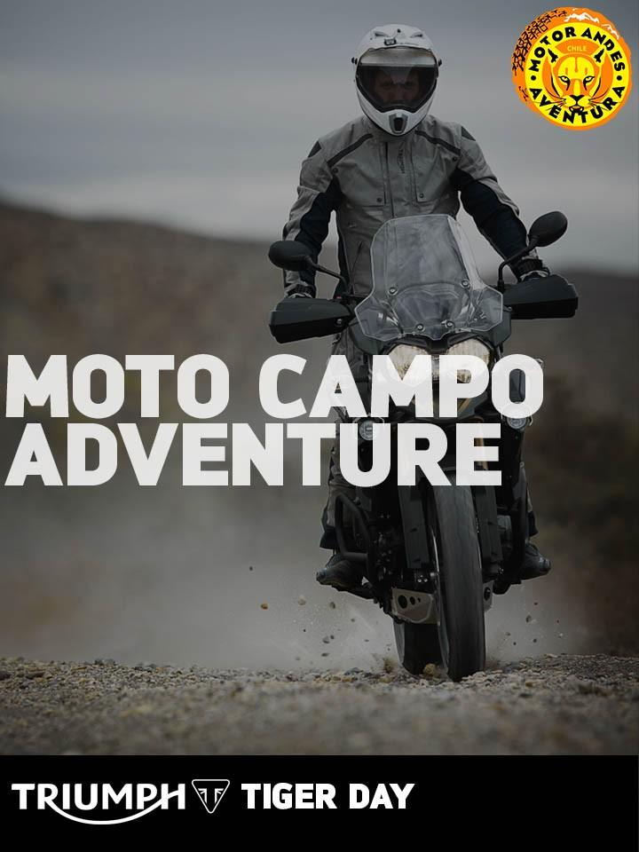 Moto Campo Adventure 2016 by Motor Andes Aventura
