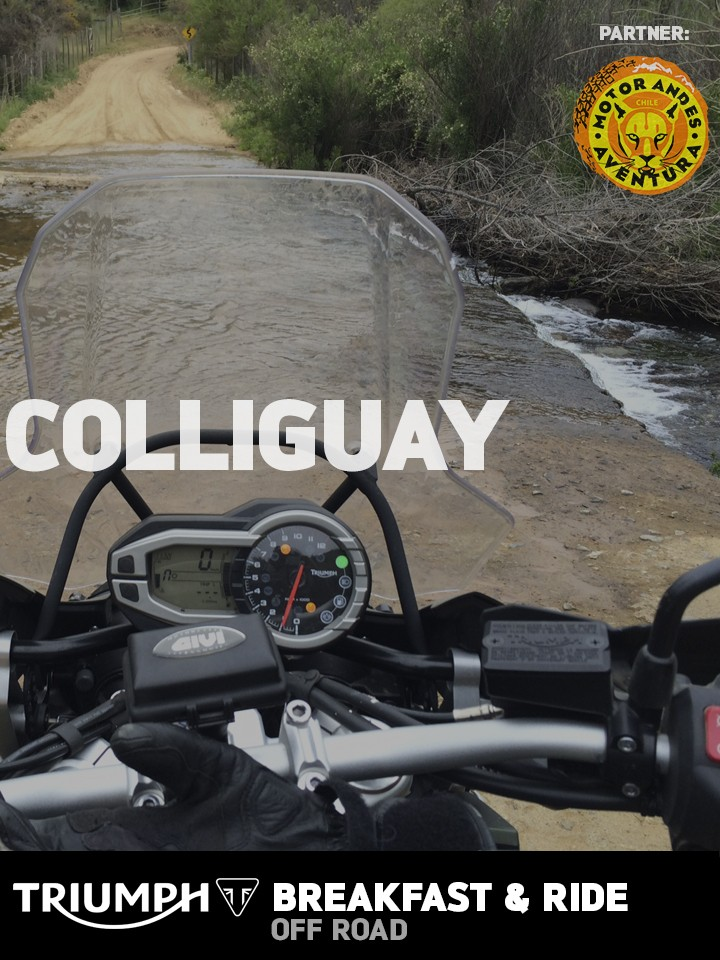 Breakfast and Ride Colliguay Off Road 2016