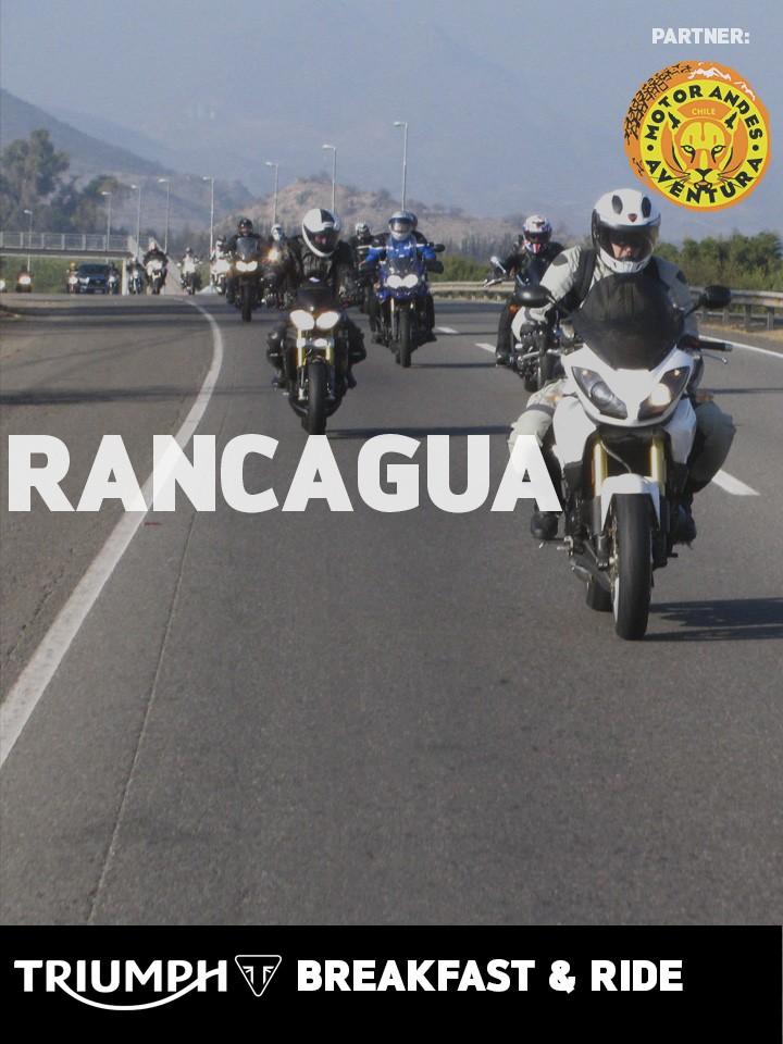 Breakfast and Ride Rancagua 2016