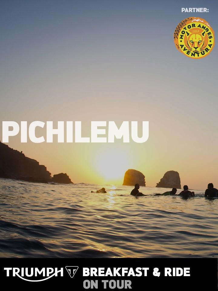 Breakfast and Ride Pichilemu On Tour 2016