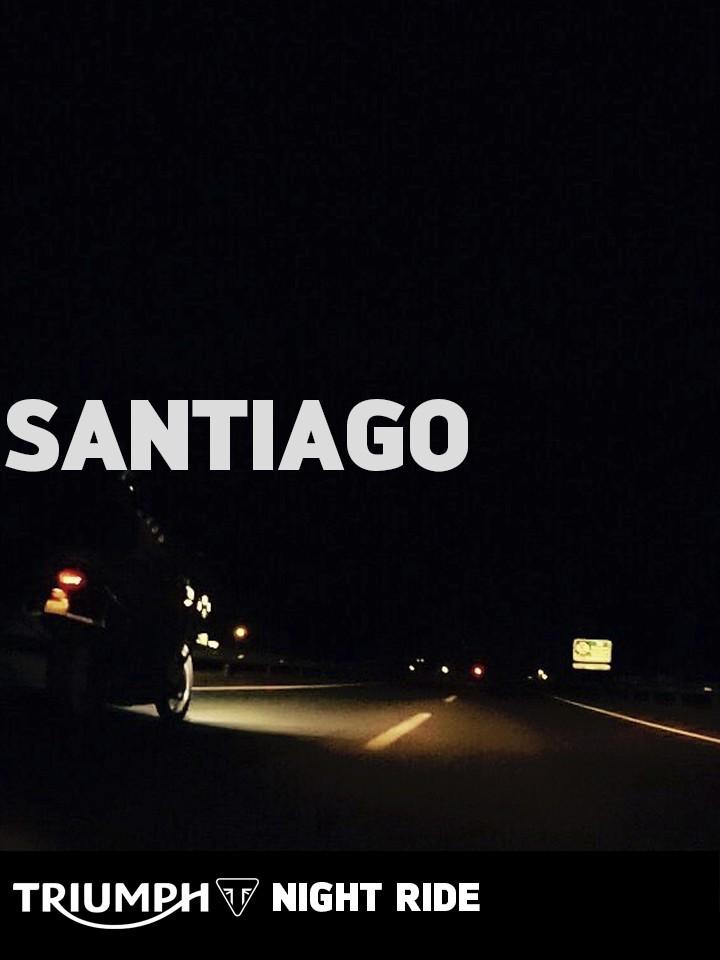 Night Ride Santiago 2016