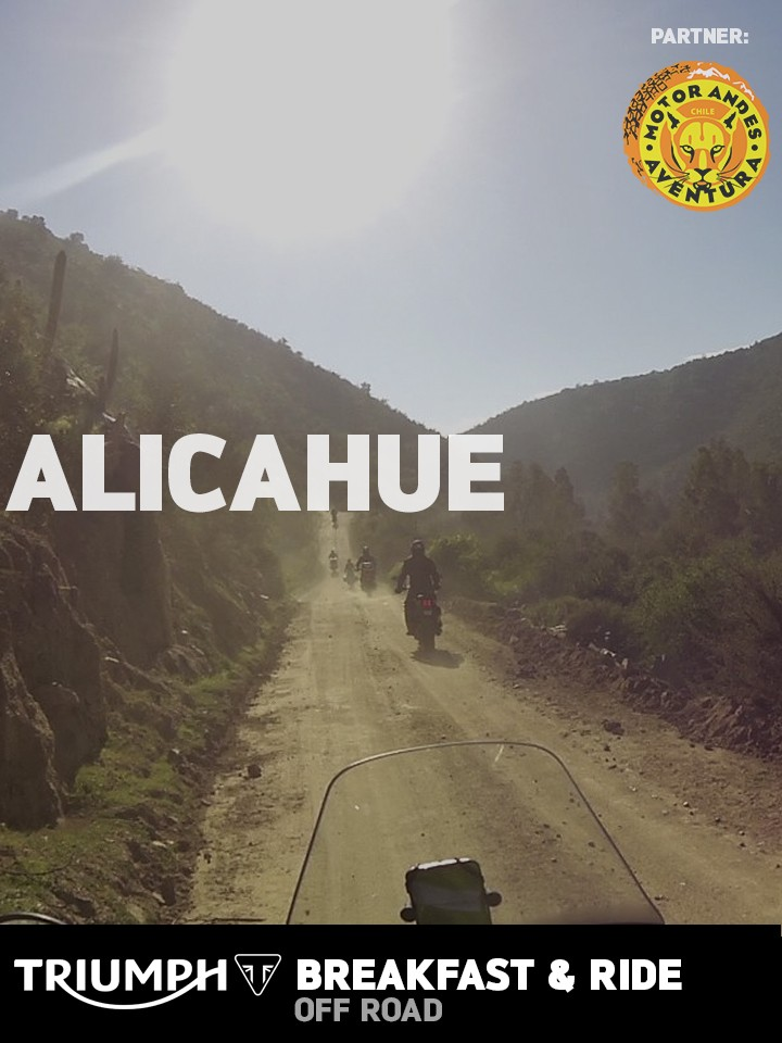 Breakfast and Ride Off Road Alicahue 2016