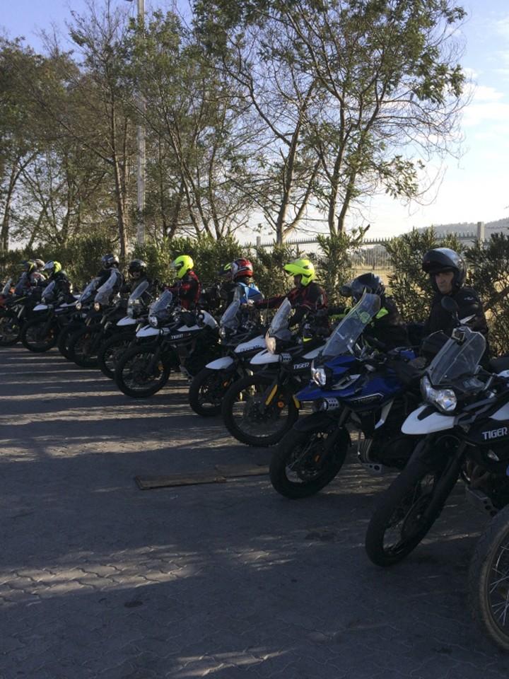 Moto Campo Adventure II