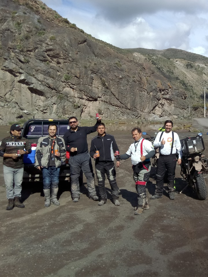Breakfast & Ride Off Road Embalse El Yeso