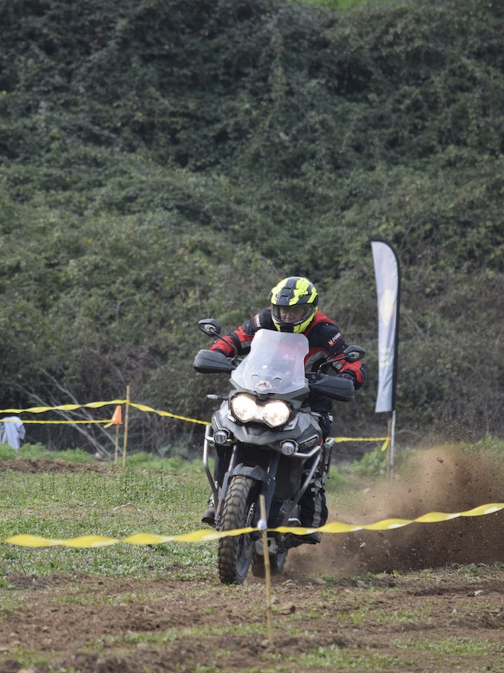 Clínica de Conducción Off Road Multimarca +650cc