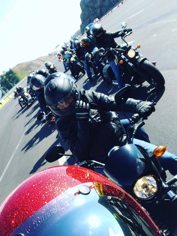 Indian Ride Rancagua 2017