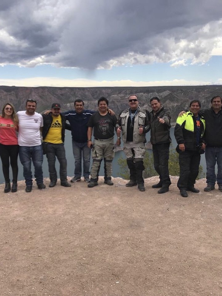 RAT Tours San Rafael 2017
