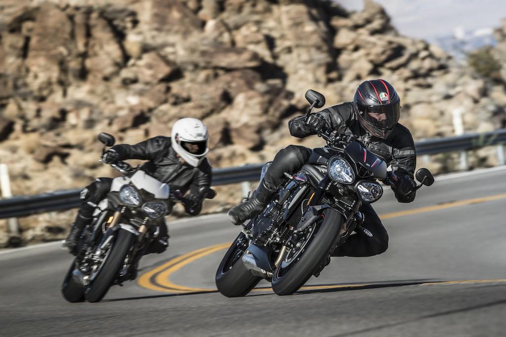 Triumph Motorcycles lanza su nueva generación de Speed Triple