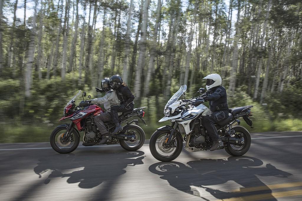 Triumph Motorcycles Chile anota crecimiento anual de 23%