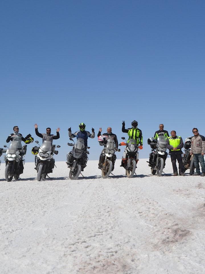 RAT Tour Salar de Uyuni 2018
