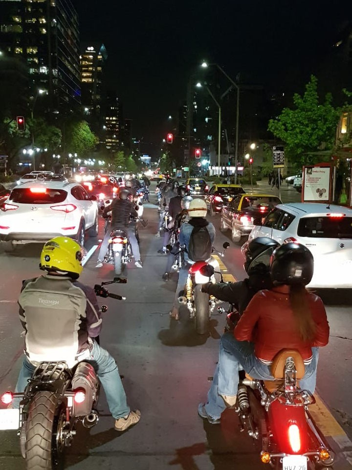 Night Ride Previa DGR Santiago