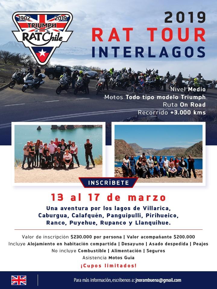 RAT Tour Interlagos 2019
