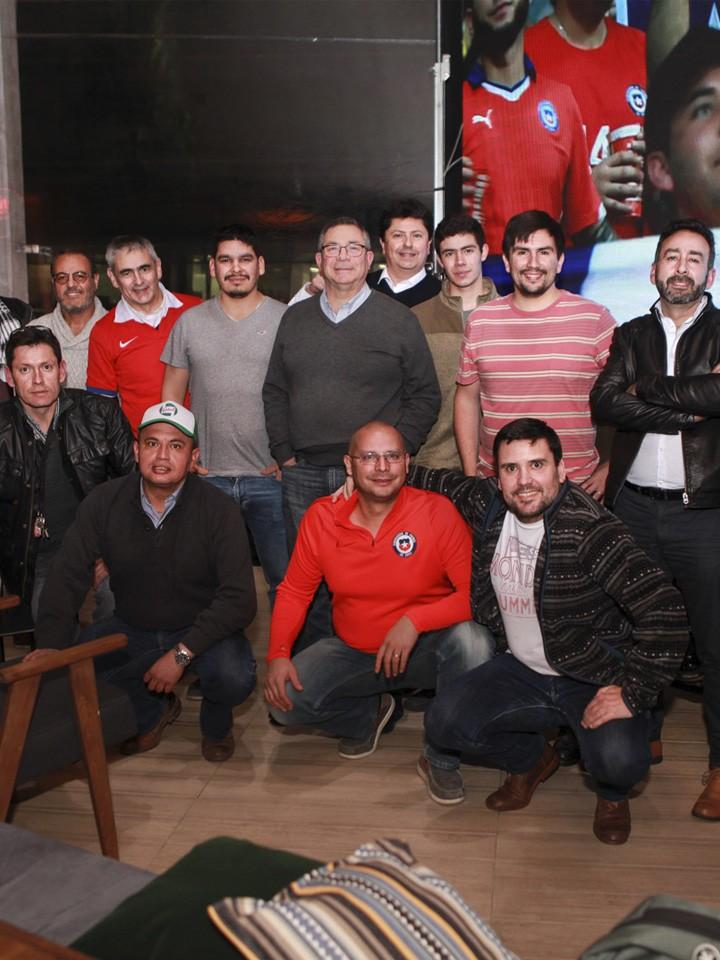 Vive la experiencia de la Copa América junto a Triumph Chile vs Ecuador