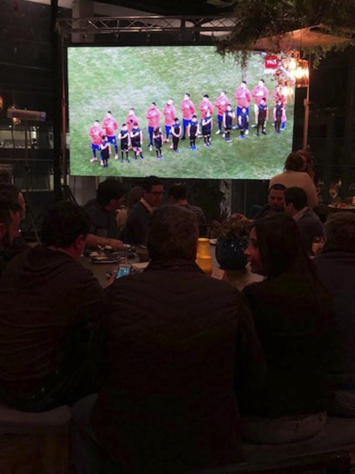 Ven a vivir la experiencia de la Copa América junto a Triumph Chile vs Peru