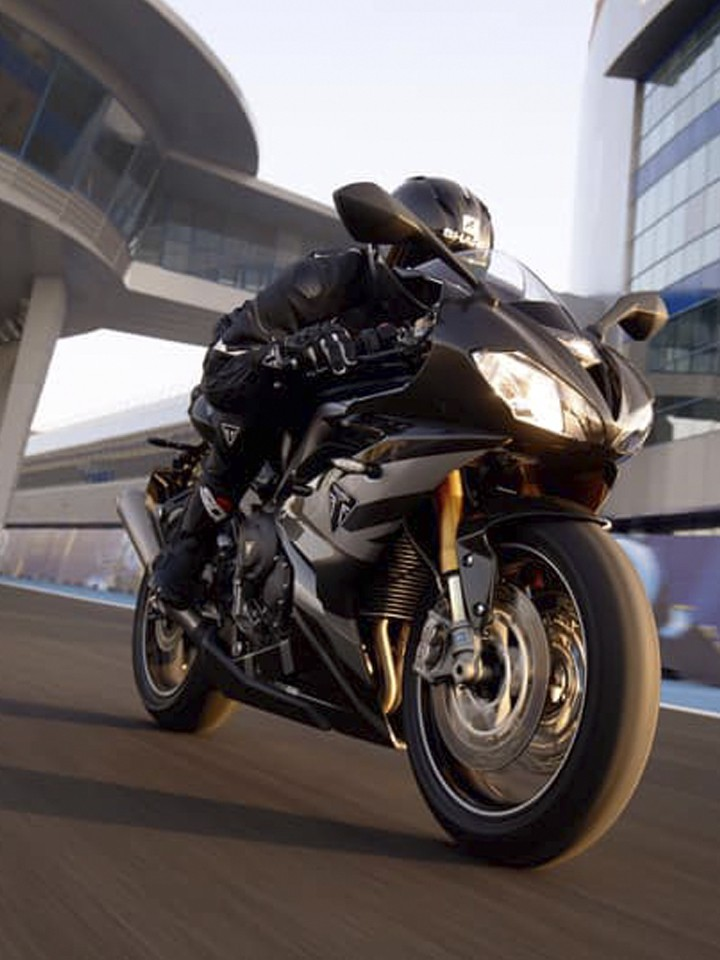 Triumph Motorcycles regresa al supersport con una edición limitada Daytona Moto2 765