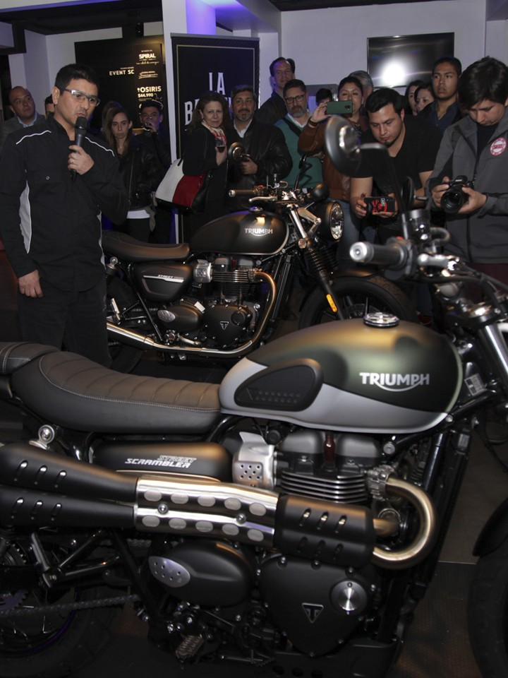Triumph Black Weekend