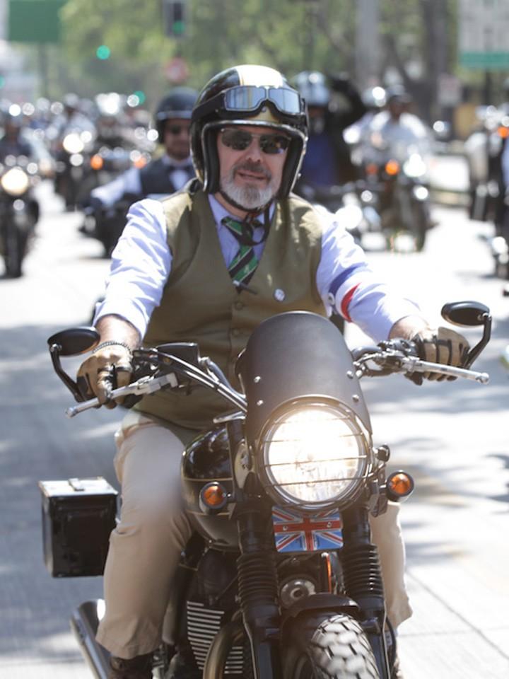 Distinguished Gentlemans Ride Santiago 2019