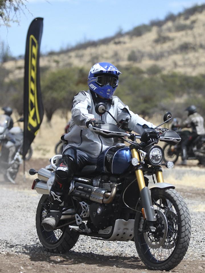 Triumph Training Off Road