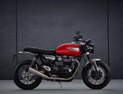 Triumph Motorcycles actualiza su clásica Speed Twin