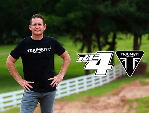 Triumph anuncia el desarrollo de nueva gama de motocicletas enduro y motocross