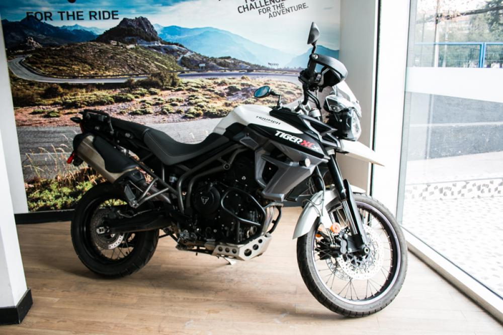 TIGER 800 XCX
