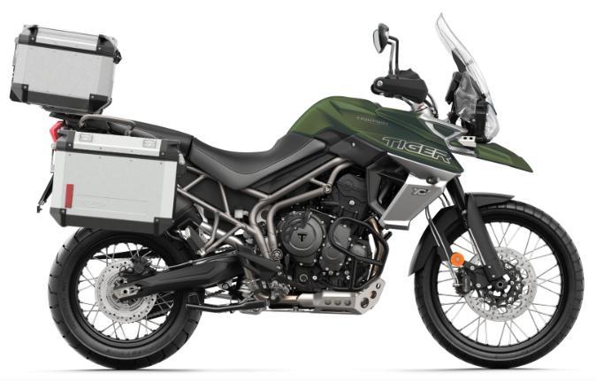 TIGER 800 XCA - KIT ADVENTURE