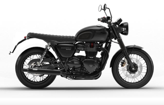 Bonneville T100 Black - KIT URBAN