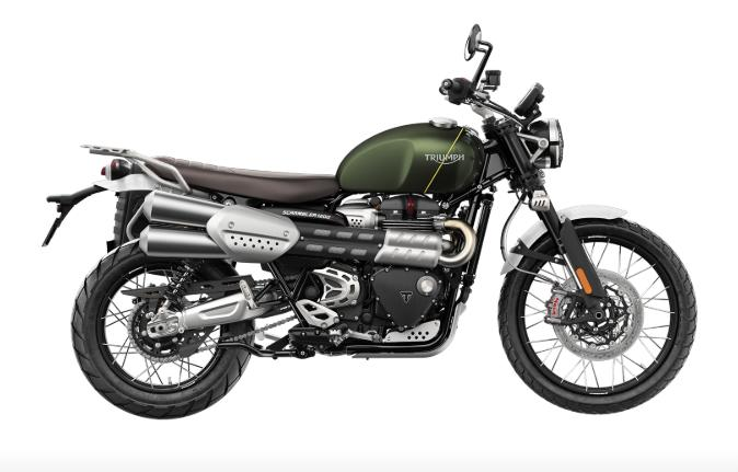 SCRAMBLER 1200 XC - KIT ESCAPE