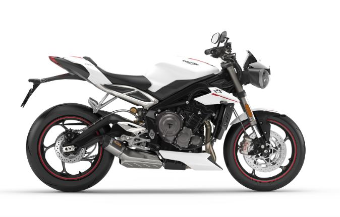 STREET TRIPLE RS - ARROW EDITION