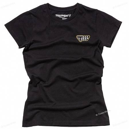 poleras-y-camisas-triumph-marriot-ladies-t-shirt-l