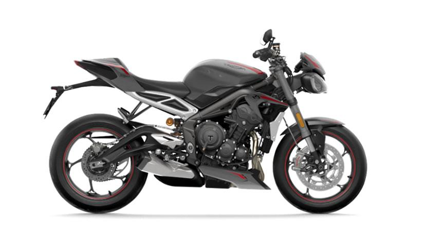 STREET TRIPLE RS NEW